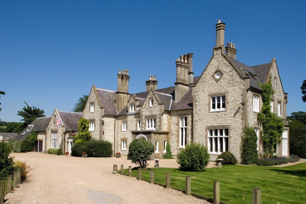 Langrish House for Bed and Breakfast in Petersfield and exclusive use for Weddings